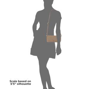 Steven Alan Bags - Steven Alan Taupe Emerson Leather Bag